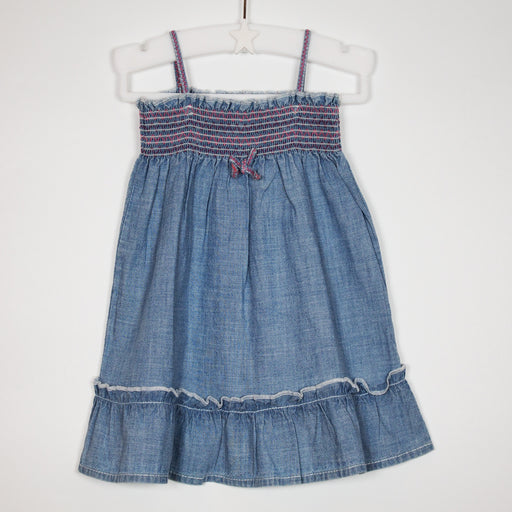 Dress - 00-03M Denim Summer Dress