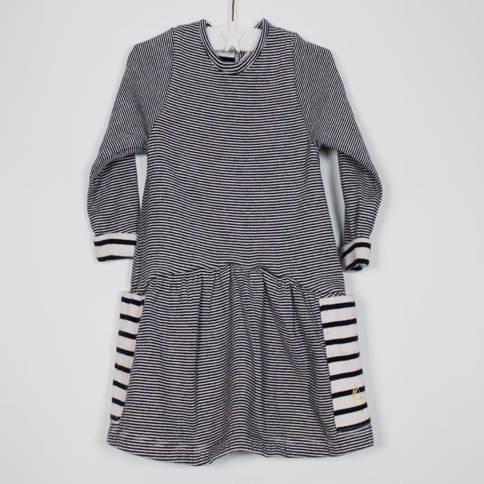Dress - 03-06M All The Stripes Dress