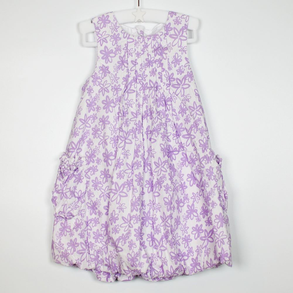 Dress - 12-18M Scribbe Flowers Dress