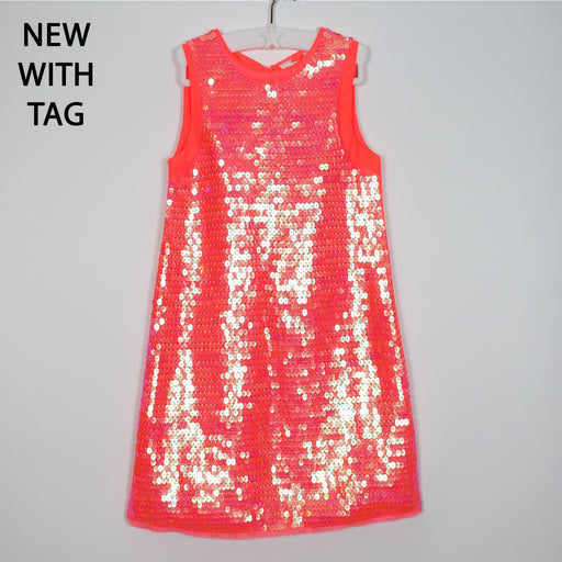Dress - 24-36M/2-3Y Sequin Sparkle Dress