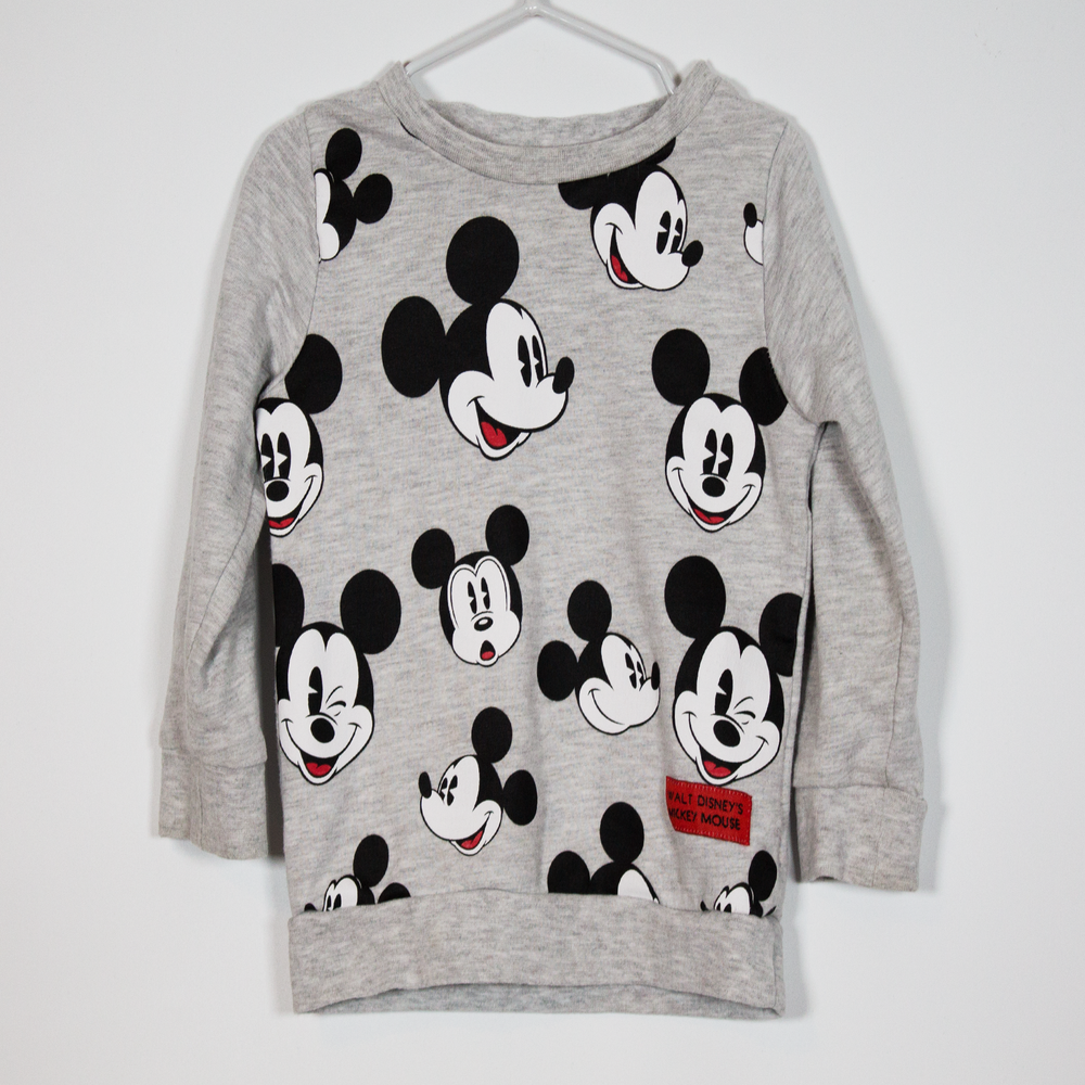 9-12M Mickey Mouse Sweater
