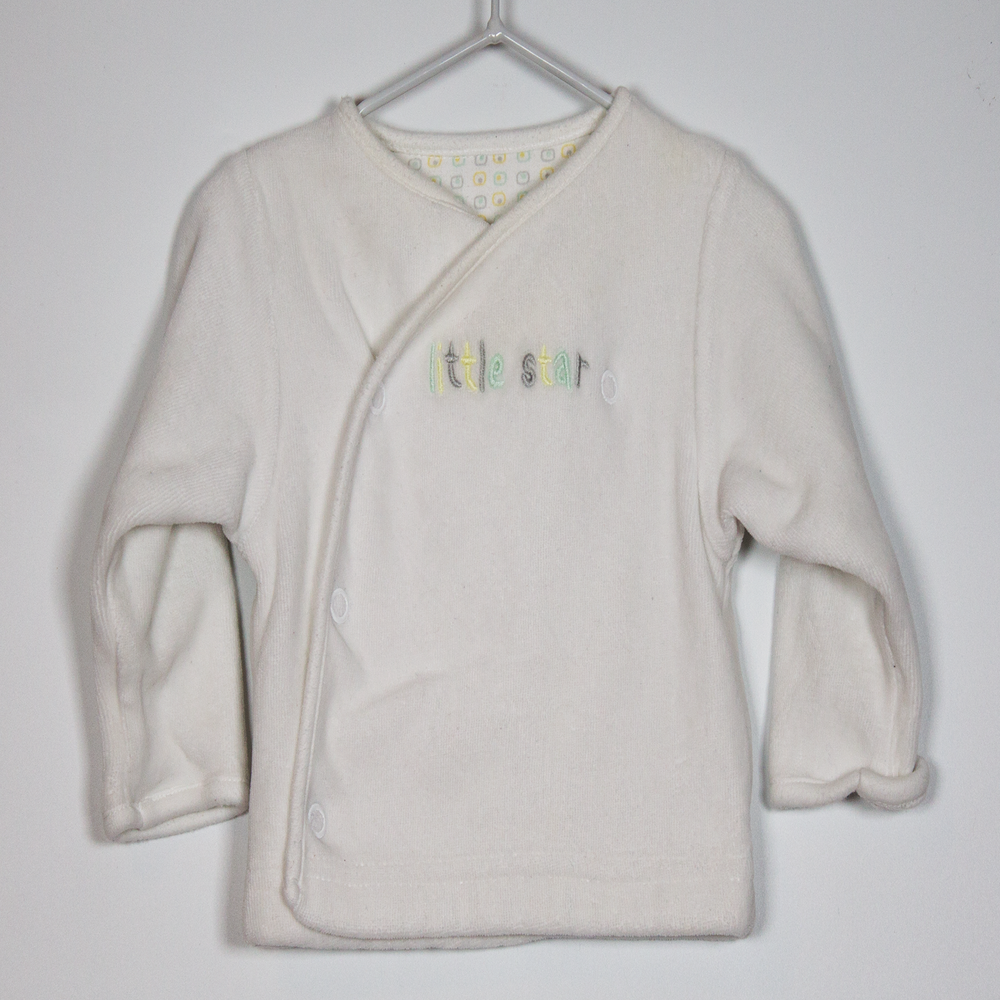 Newborn Little Star Bed Jacket