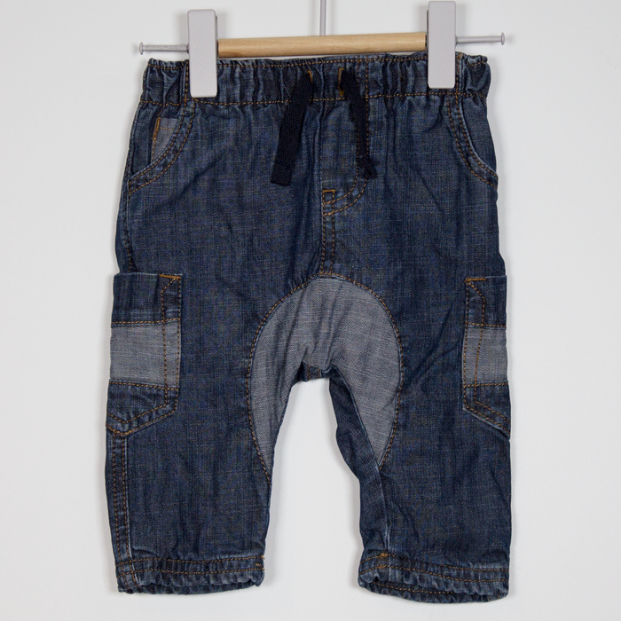 0-3M Denim Mix Jeans
