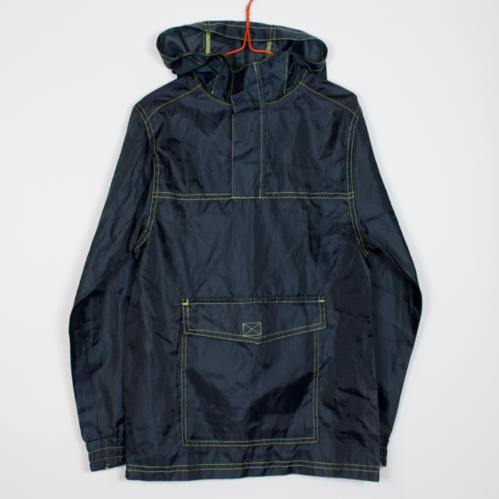 10Y Navy Windbreaker