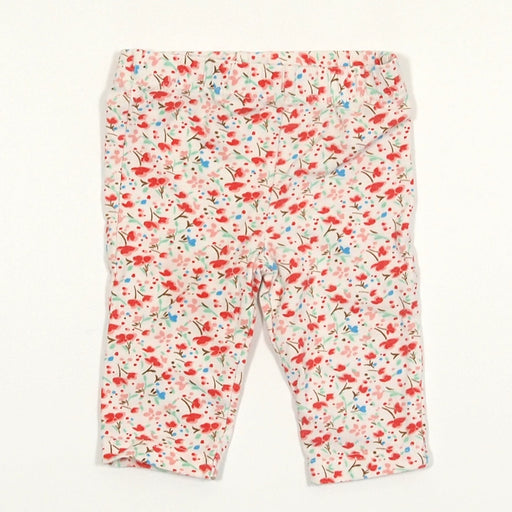 Girls Leggings - 00-00 Tiny Flower Leggings