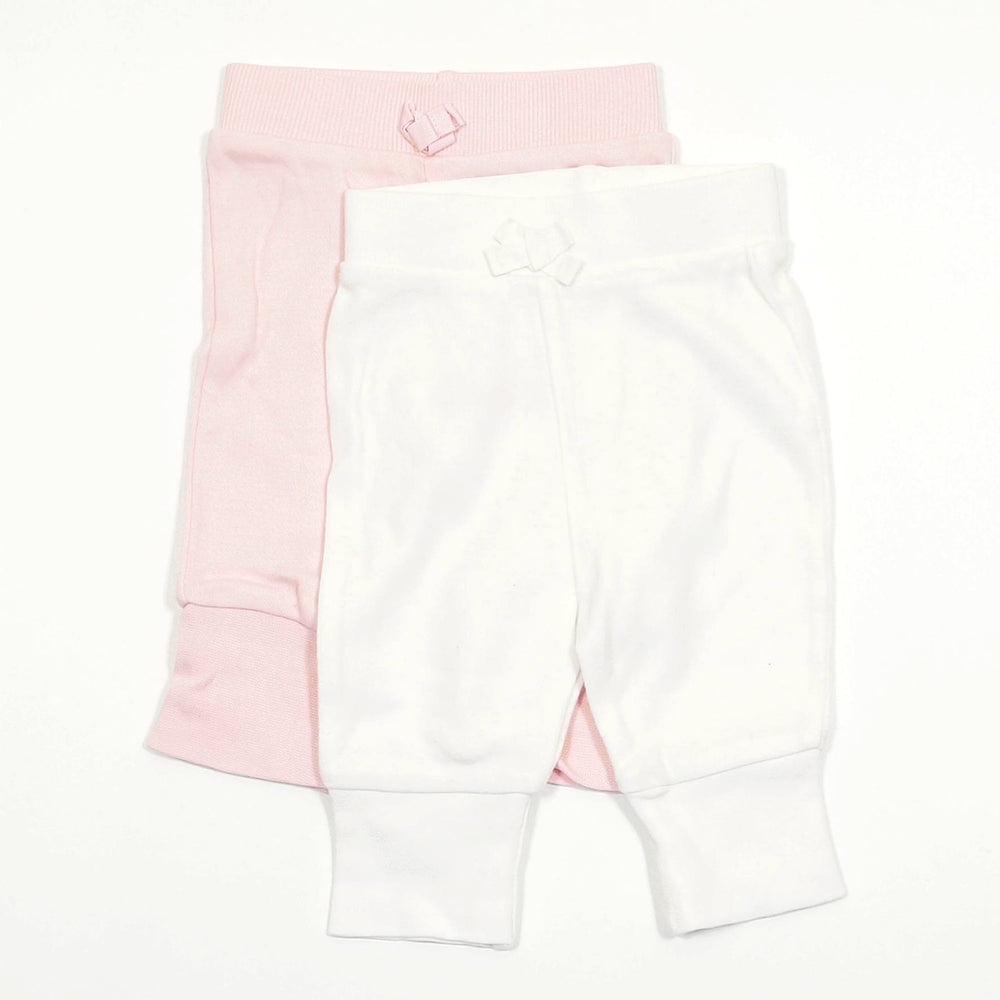Girls Pants - 00-00 Two Cosy Joggers