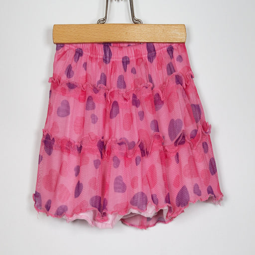 Girls Skirt - 12-18M Pink Tulle Skirt