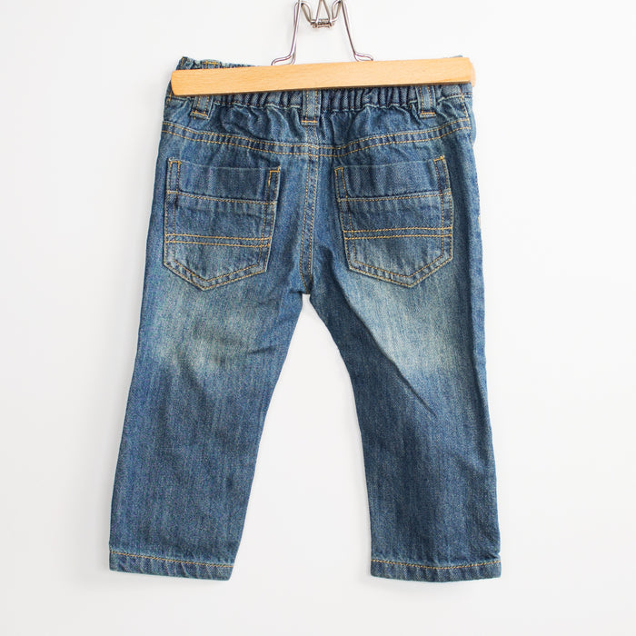 Jeans - 09-12 Distressed Jeans