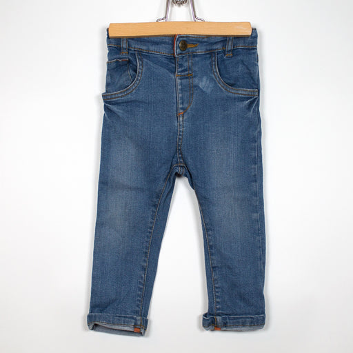 Jeans - 12-18M Turn Up Jeans