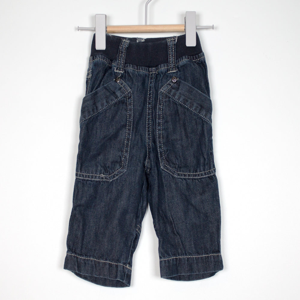 Jeans - 3-6M Junior J Pull On Jeans