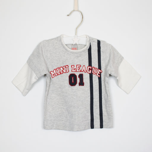 Long Sleeve - 00-00 Mini League Top