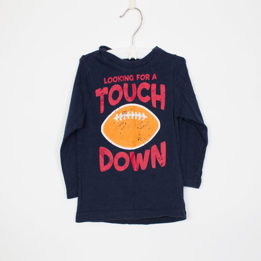 Long Sleeve - 18-24 Touch Down Top