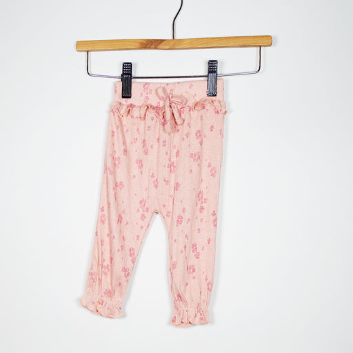 Pants - 00-03 Light Flower Print Pants