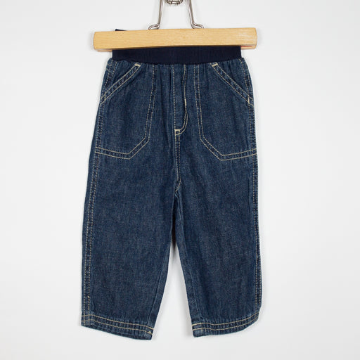 Pants - 03-06M Mothercare Easywear Jeans