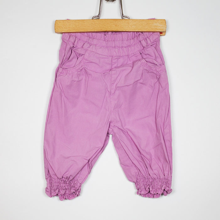 Pants - 12-18M Lilac 3/4 Lengths