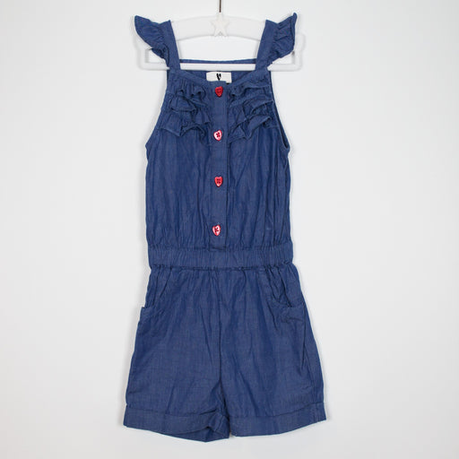 Playsuit - 12-18M Denim Playsuit