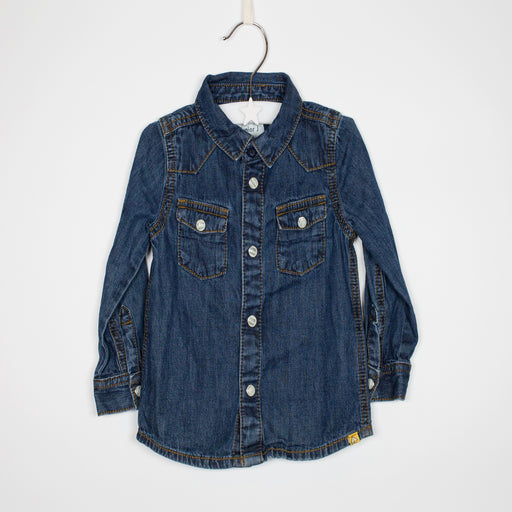 Shirt - 09-12 Western Denim Shirt