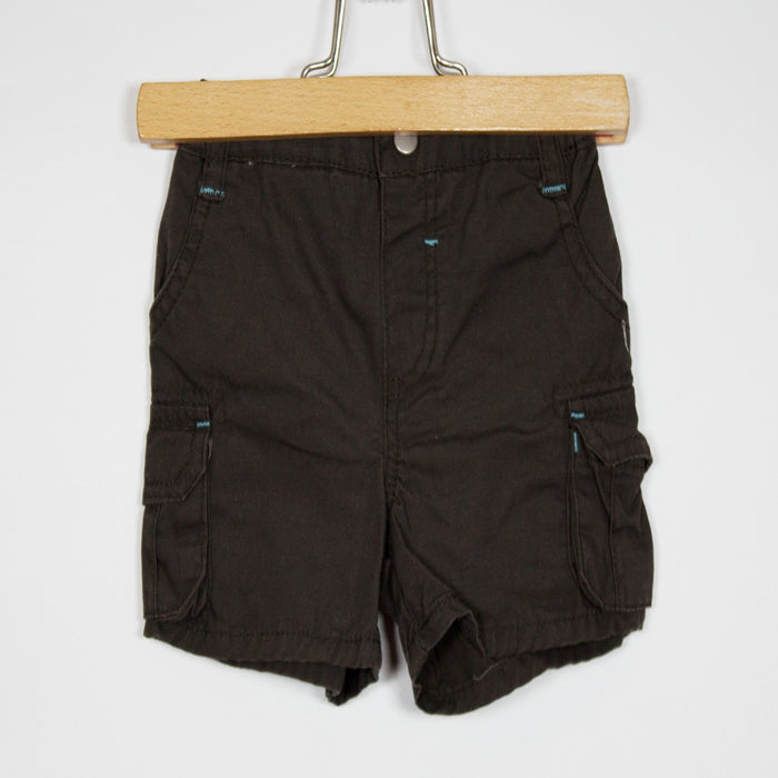Shorts - 00-03M Brown Combat Shorts