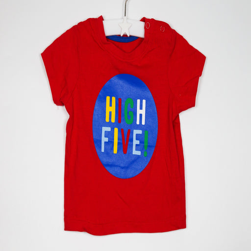 T-shirt - 03-06M High Five Tee