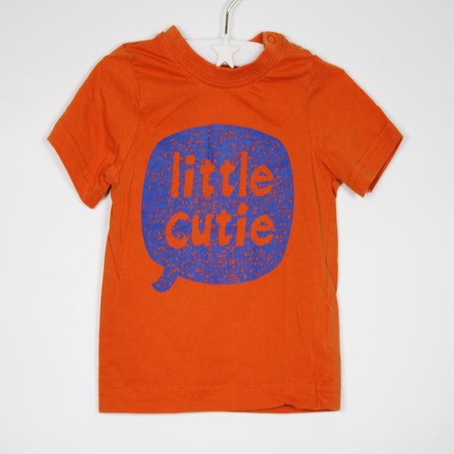 T-shirt - 06-09M Little Cutie T-shirt