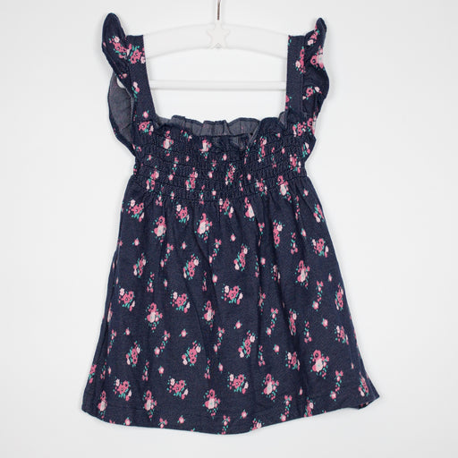Top - 09-12M Smocked Top