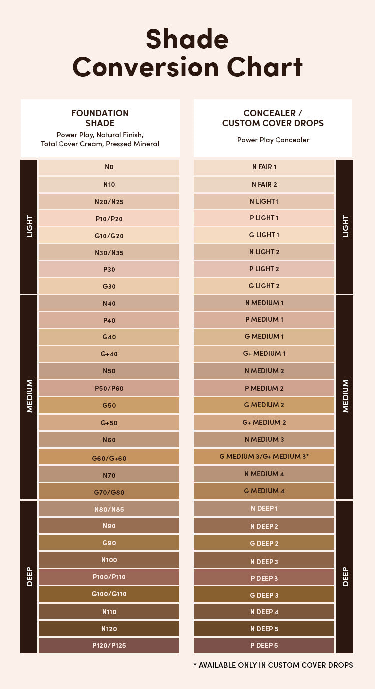 Power Play Full Coverage Concealer Coverfx Com Cover Fx