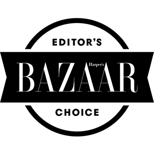 Harper's Bazzar editor's choice badge