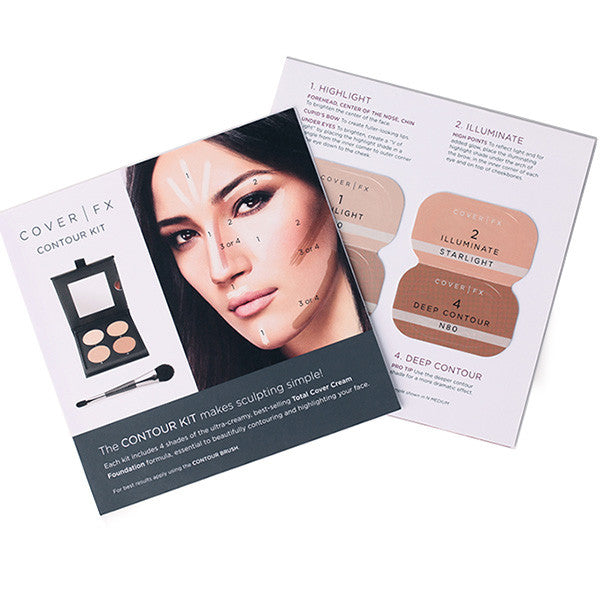 Contour Kit Sample Pack – Cover FX