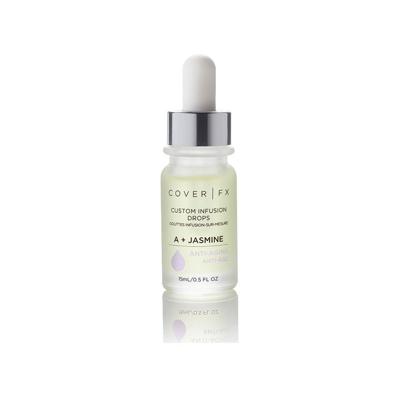 A+Jasmine - Anti-Aging Custom Infusion Drops