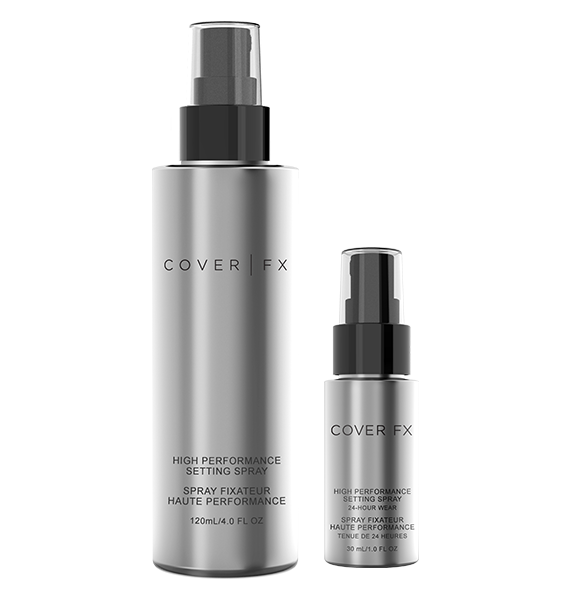 High Performance Setting Spray Duo