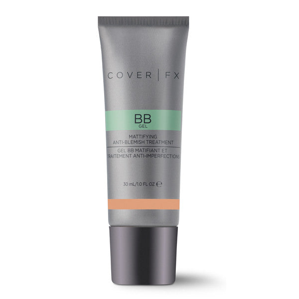 BB Gel Mattifying Anti-Blemish Treatment