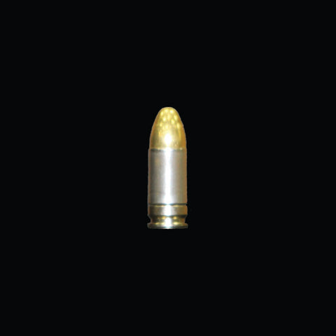 9mm 115gr. Plated 2000 Round Case