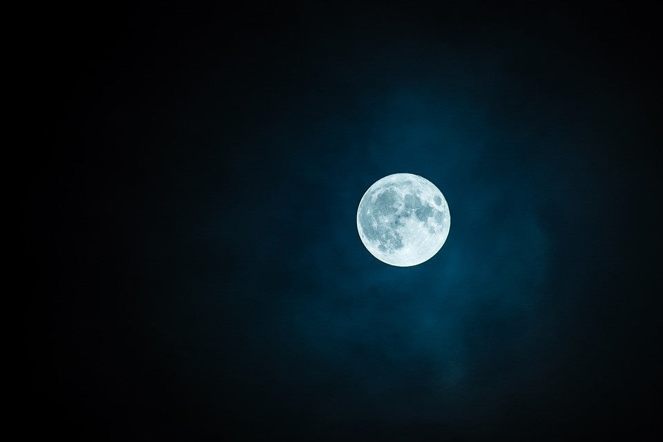 Full Moon: Now is the Time