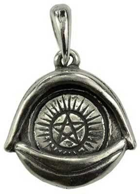All Seeing Eye Pentacle