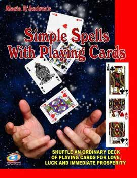 Simple Spells with Playing Cards