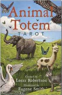 Animal Totem (Deck & Book)
