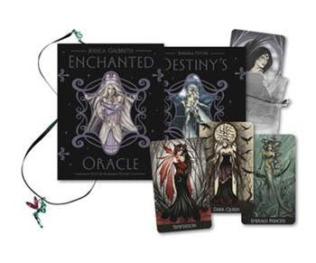 Enchanted Oracle (Deck and Book)