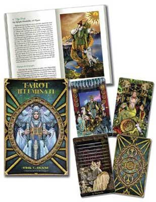 Tarot Illuminati (Deck and Book)