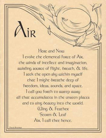 Air Evocation