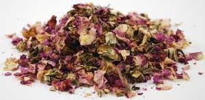 1 Lb Rose Petals Pink, part of the Herbs collection @ Wicca.io