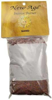 1 Lb Rainbow Sand, part of the Incense Incense Burners And Charcoal collection @ Wicca.io