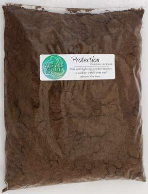 1 Lb Protection, part of the Incense Incense Burners And Charcoal collection @ Wicca.io