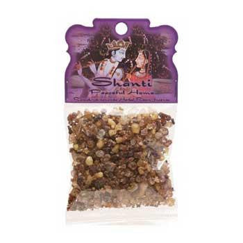 1.2oz Shanti Resin, part of the Incense Incense Burners And Charcoal collection @ Wicca.io