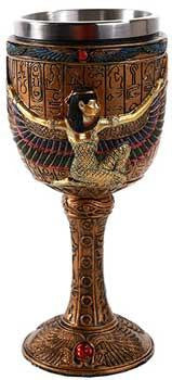 "6.75"" Isis Chalice"