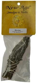 "4"" Blessing Smudge"
