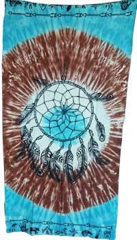 "44"" X 88"" Dreamcatcher Curtain"