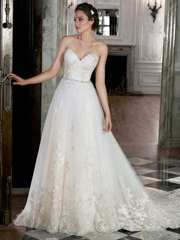Maggie Sottero Lauralee Wedding Dress Style 5M8164