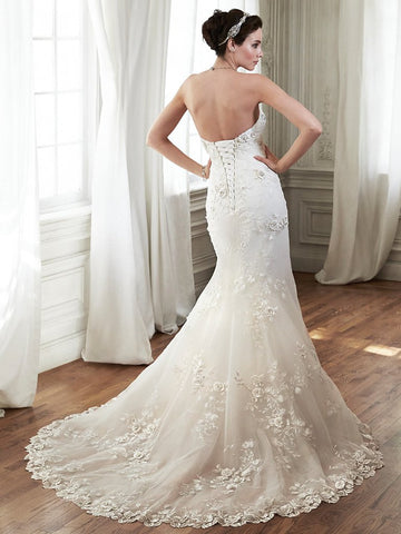 Maggie Sottero Chante Wedding Dress Style 5MD122