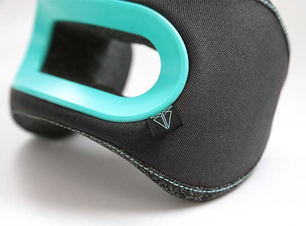 The BullRest Memory Foam Travel Pillow Product Details