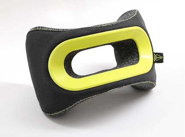 The Yellow BullRest Memory Foam Travel Pillow